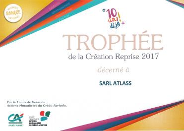 Atlass Entreprise D Assainissement Sevremoine Trophée